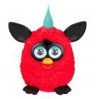 Furby (Фёрби) интерактивная игрушка Бордово-чёрный