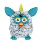 Furby (Фёрби) интерактивная игрушка Серо-бирюзовый